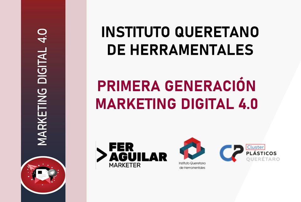 Primer Curso de Marteking Digital 4.0